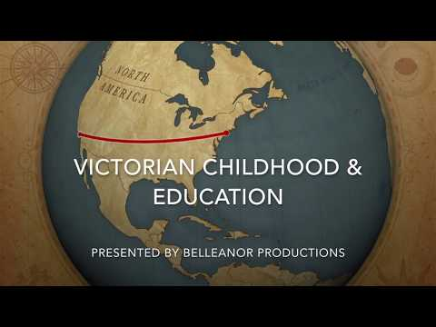 Victorian Childhood & Education