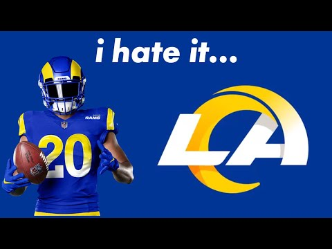 The Rams Rebrand Is Terrible