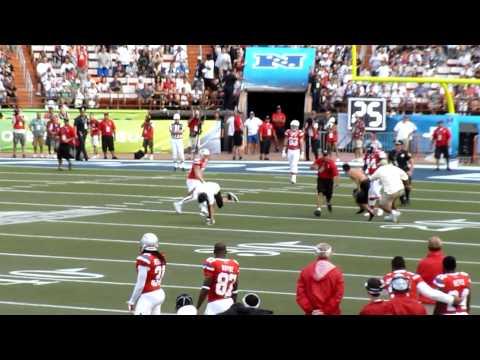 Pro Bowl Streakers 2011