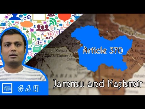What is article 370 ? Everything you should know or you want to know about it.(Hindi)