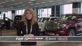 New Year - New Buick GMC | Ray Skillman Buick GMC Truck