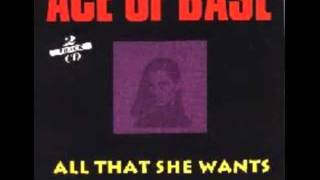 Ace of Base - All That She Wants (Official Instrumental)
