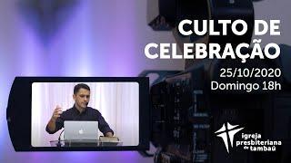 IPTambaú | Culto de Celebração | 25/10/2020