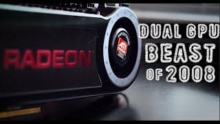 ATI Radeon HD 4870 X2 - ATI's Dual GPU Beast of 2008