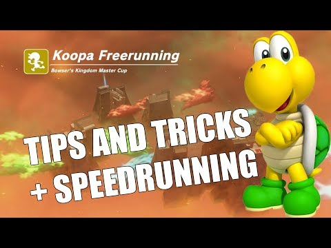 Bowsers Kingdom Koopa Freerunning Master Cup Guide (Super Mario Odyssey) from YouTube · Duration:  5 minutes 50 seconds