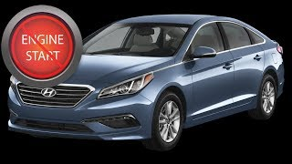 Hyundai dead key round-up: Get in and start all push-button start models!