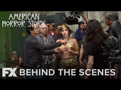 American Horror Story: Hotel  Inside: Shooting The Hotel  FX