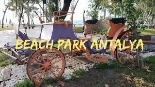 Antalya Beach Park ı Hiç Böyle Görmemiştik... @Müzik Eğlence Eğitim