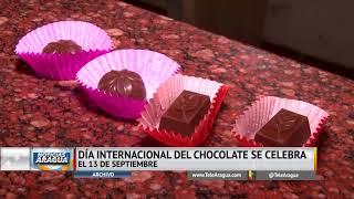 13 de Septiembre se celebra el día internacional del Chocolate