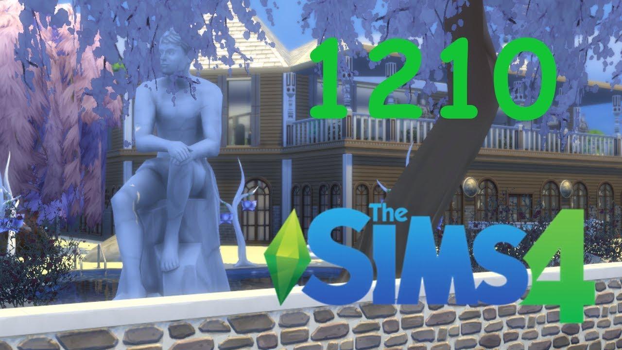 wunderbar Sims 4 Weihnachtsdeko Part - 8: Sims 4 E22 1210 Weg mit der Weihnachtsdeko Letu0027s Play Deutsch