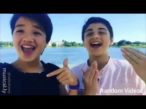 MUSICAL.LY'S DE LOS ACTORES DE ANDI MACK/MUSICAL.LY'S OF THE ACTORS OF ANDI MACK