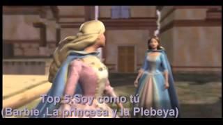Top 12 Barbie songs in Latin Spanish-Top 12 Barbie canciones en Español Latino