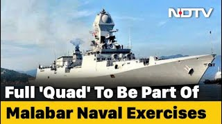 In Snub To China, India's Naval