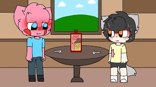 Hot sauce meme (piggy)