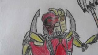 Bionicle drawings!