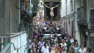 Procesión del  Cristo de La Victoria. año 2010