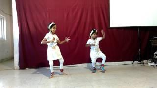 Yehova naa mora lalinchenu - Shiloh and Angela (Classical Dance)