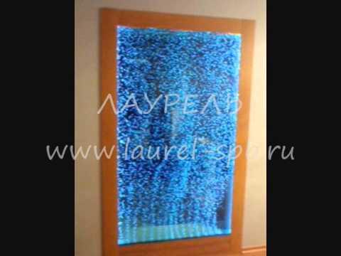 503 16 стеклянная пузырьковая панель перегородка в стене