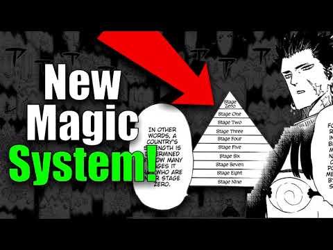 Black Clover's New Magic System Explained! (Black Clover Manga)