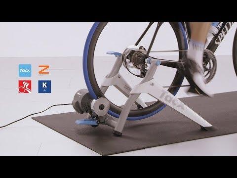 Tacx Flow Smart T2240 En Youtube