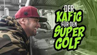 JP Performance - Der Käfig für den Super Golf!