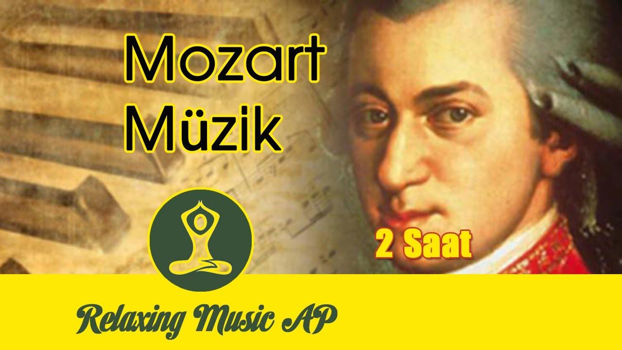 2 Saat Klasik Müzik Dinle Mozart | Klasik Müzik Dinle [Relaxing Music AP]