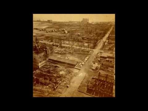 Amazing Images of Chicago in Ruins 1871