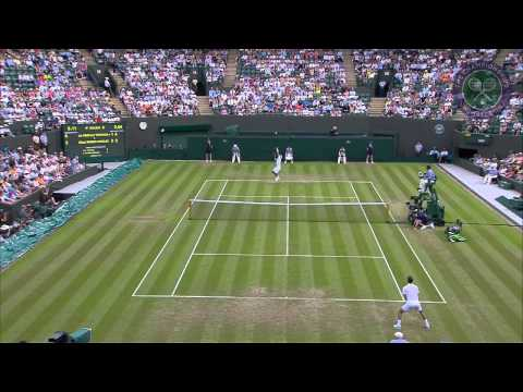 2015 Day 4 Highlights, Jo-Wilfried Tsonga vs Albert Ramos-Vinolas