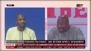 Ndoumbelane - Débat houleux entre Guy Marius Sagna et Ibrahima Pouye