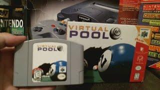 N64 Visual Review, Virtual Pool 64.