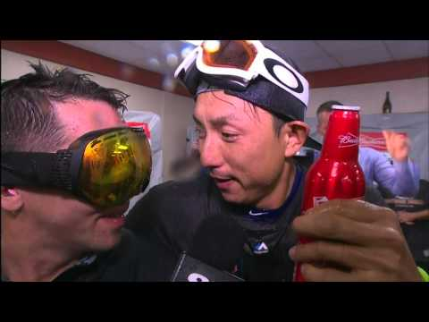 Kawasaki: We don't need bananas, we need champagne