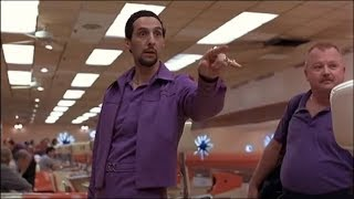 Reptilian actors mocking Jesus..The Big Lebowski