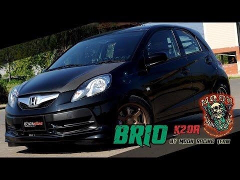 Honda Brio K20A สังกัด Moon Racing Team - By BoxzaRacing.com