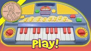Fisher Price Teachin' Tunes Talking Keyboard Electronic Kids Toy