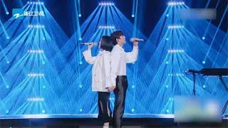 CORSAK & 马吟吟 - Reverse 溯 (為歌而讚 LIVE)