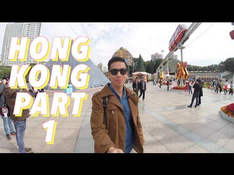 Trip to Hong Kong Part 1   Indonesian