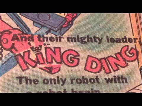 COMIC MAN PRODUCTIONS: TOPPER DING A LINGS ARCHIE COMIC BOOK AD 1972