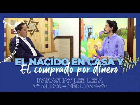 Lej leja - El nacido en casa y el comprado por dinero / The house-born one and the bought by money