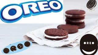 Как приготовить печенье OREO в домашних условиях - Homemade OREO Cookie Recipe(Сергей Поканевич раскроет секрет - рецепт Орео шоколадного печенья, которое можно очень легко приготовить..., 2016-04-06T11:40:43.000Z)