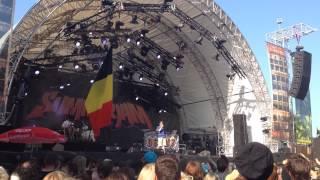 Dendemann - Inhalation live Summerjam 2013 Köln