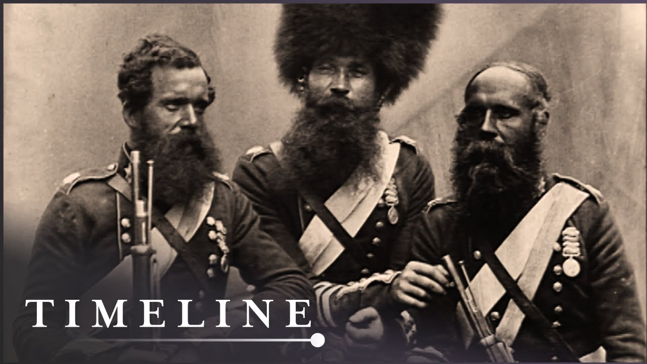 The First War To Be Photographed | Crimean War | Timeline