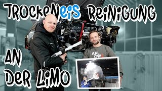 Die RS4 Limo bekommt eine Trockeneis Reinigung! - Nordeis - | Philipp Kaess |