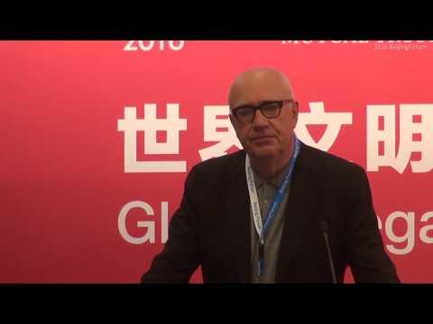 [2016 Beijing Forum] Allan CochraneㅣWhere is London? Making A Global City Region