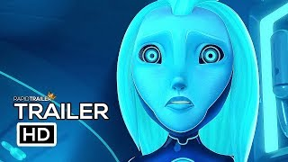 3BELOW: TALES OF ARCADIA Official Trailer (2018) Guillermo del Toro, Netflix Animated Series HD