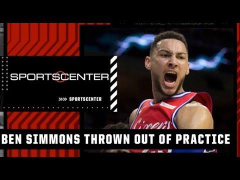 Philadelphia 76ers suspend Ben Simmons for their season opener ...