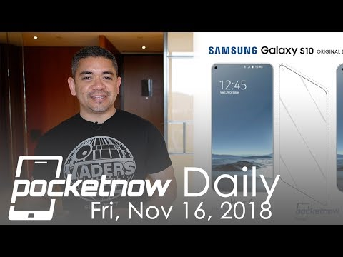 Galaxy S10 patents, iPad Pro bends easily & more - Pocketnow Daily