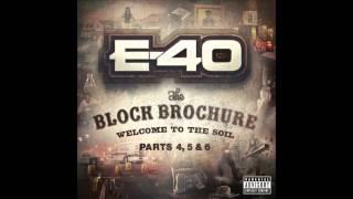 """E-40 """"Mob Shit"""" Feat. B-Legit"""
