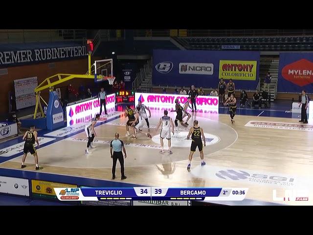 Blu Tv | Highlights Bcc Treviglio - Withu Bergamo