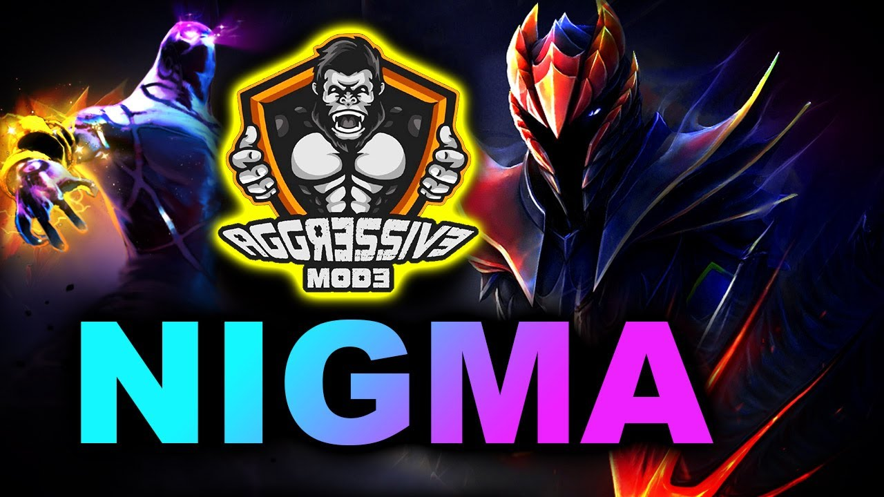 NIGMA vs Aggressive Mode - GREAT GAME! - ESL One Birmingham 2020 DOTA 2