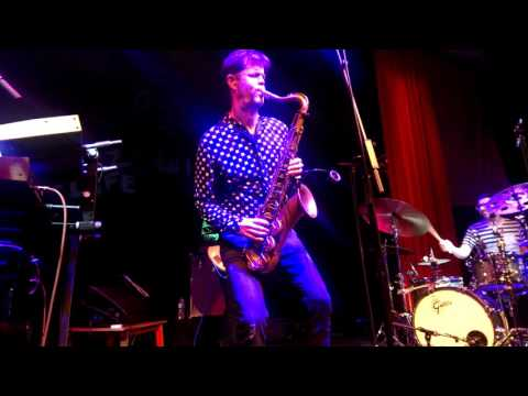 Donny McCaslin & Band at Rich Mix, London Performing David Bowie's Lazarus 15/11/2016